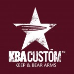 KBA Battle Worn Flag Shirt - Cranberry