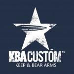 KBA Battle Worn Flag Shirt - Navy